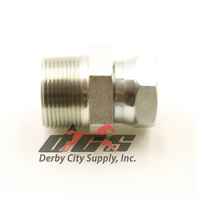 Pipe Thread Swivel (1404-20-16 Swivel Adapter 1 1/4