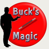 Buck's comedy magic shows. The magician for your next party