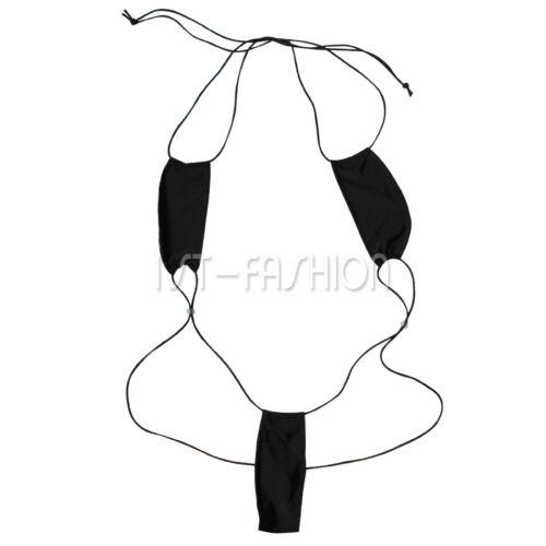 Details about Femme Sexy Bikini Vêtement Maillot de Bain Swimwear ...