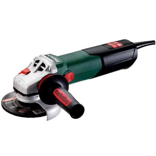 Metabo 1700 Watt Winkelschleifer WE 17-125 Quick | Schleifscheiben- Ø 125 mm