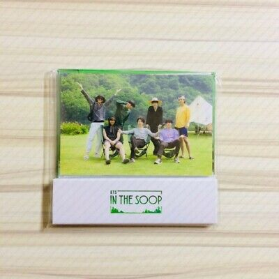 BTS IN THE SOOP Official Post Card Set Limited Edition