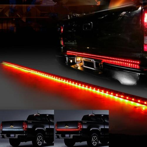 Waterproof  Tailgate Led Strip Light Bar Truck Reverse Brake Turn Signal Tail For Ford F  F  Super Duty