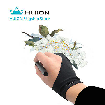 Huion Professional Free Size Artist Drawing Glove for Graphic Drawing Tablet US
