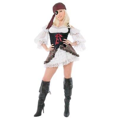 Women's Playboy Pirate Costume - Playboy Pirate Costume