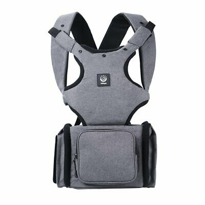 Unihope Best 6-in-1 Baby Carrier and Multi-Function Baby Diaper Bag