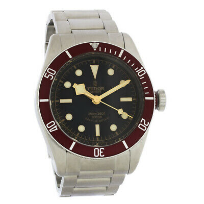 Tudor Heritage Black Bay Series Mens Automatic Stainless Watch 79220R-95740
