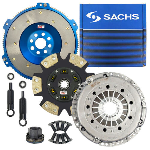 SACHS STAGE 4 PERFORMANCE CLUTCH KIT+ALUMINUM FLYWHEEL BMW M3 Z3 M COUPE S50 S52
