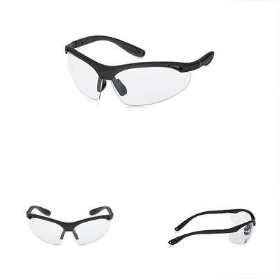 CH1-115 Cheaters Nylon Frame Reading Safety Glasses With Clear 1.5 (Safety Glasses With Reading Lens)