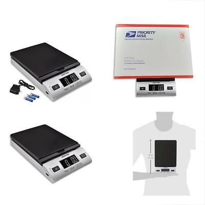 Digital Postal Shipping Scale Large Postage Package Capacity 50lbs Weight Office