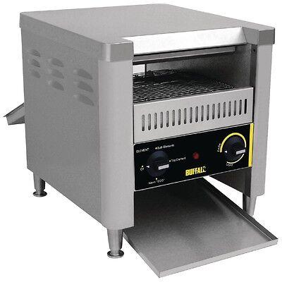 Buffalo Double Slice Conveyor Toaster EBGF269-A