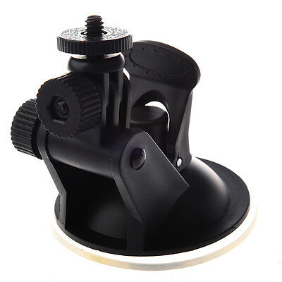 Mini Car Suction Cup Mount Holder/ 4 thread for Gopro Hero Sports Camera NEW N3