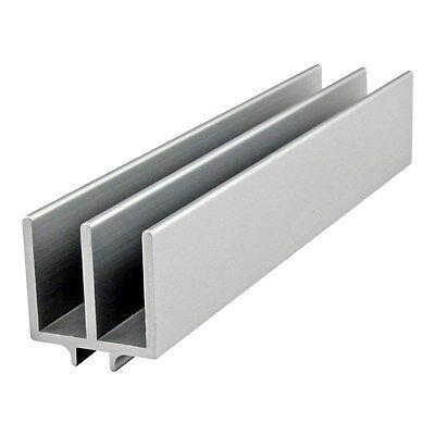 8020 Inc Aluminum Upper Door Slide Track Profile 25 Series 25-2211 X 1220mm N