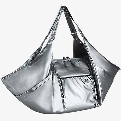 $110.00 BA5009-010 Nike Women Victory Metallic Gym Tote Bag