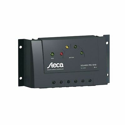 Samlex Solarix PRS-1010 Solar Charge Controller 12V-24V- 10 Amps
