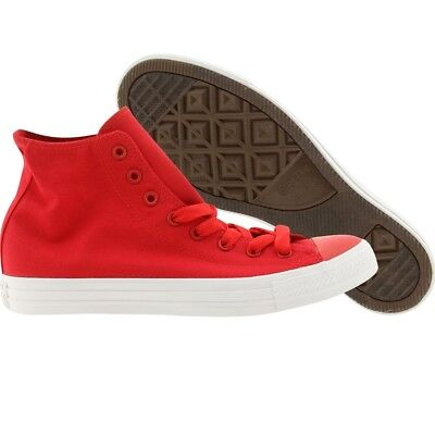 Chuck Taylor Colors (Converse Chuck Taylor Hi Top Sneakers (142401F) Color Red Men's Size)