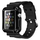 Silicone Gray Smart Watch Bands