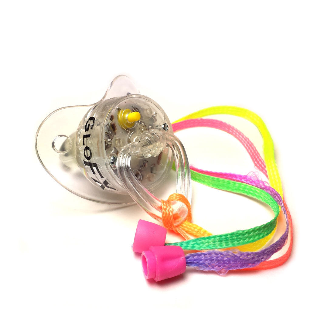 LED Pacifier kids Multi-color Super Bright LED Strobing Pacifier Baby Showers