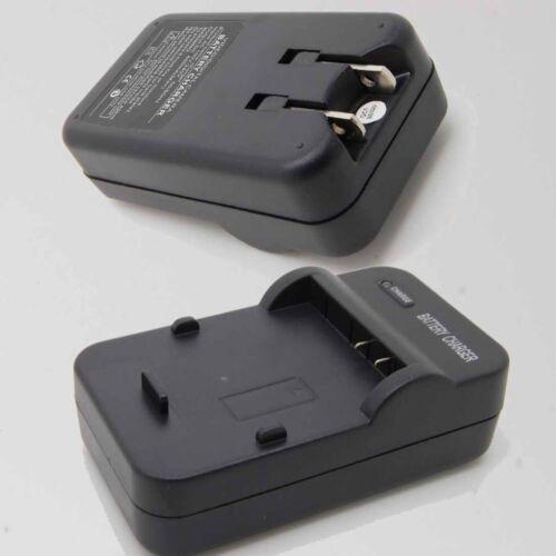 2x batería para Panasonic Lumix Dmc Tz1 Tz15 De-a25 Cga-s007e Dmc-tz3k Dmc-tz4s