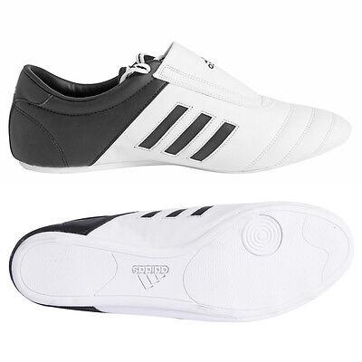 TLX01-WH adidas Taekwondo ADILUX Martial Arts Leather Shoes