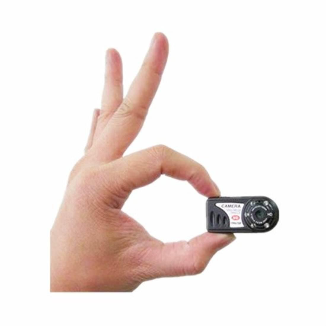 Mini Cam Hidden Spy Camera 1280x720P Video Recorder Security Voice Recording 8GB