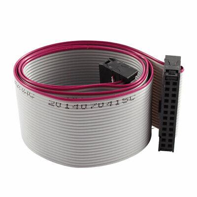 FC24P 50cm Cable de cinta plana para placa base IDC 24 pin...