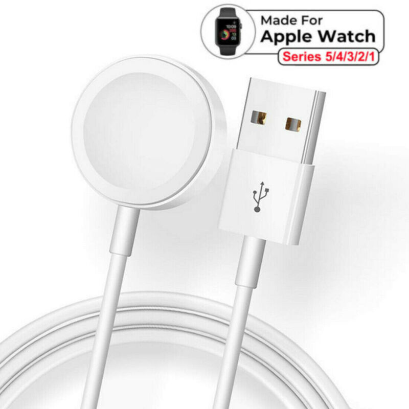 Magnetic USB Charging Cable Charger For Apple Watch iWatch Series 1/2/3/4/5/6/SE