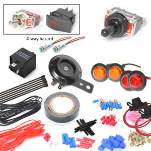 Dune Buggy Turn Signal Wiring Harness - list of schematic circuit