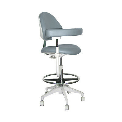 Tpc Mirage Dental Assistants Operatory Stool - 10 Colors Available