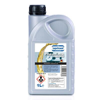 1l Leprinxol Pneumatik Spezialöl Druckluftöl für Druckluftgeräte 1 Liter