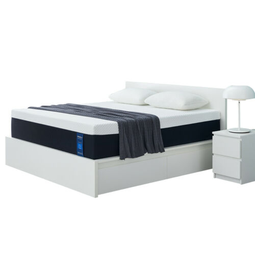 12 Inch Full Size Memory Foam Mattress With More Pressure Re