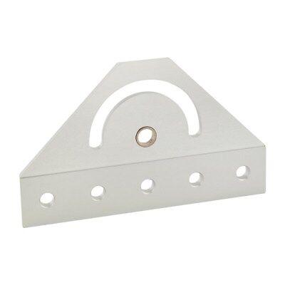 8020 Inc T-slot 10 Series Aluminum 180 Degree Pivot Bracket Part 4024 N