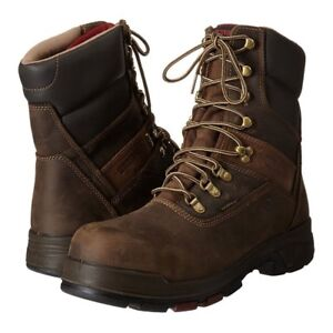 e9fdfc0fb41 Wolverine 8in Cabor EPX Waterproof Composite Toe EH 10 XW