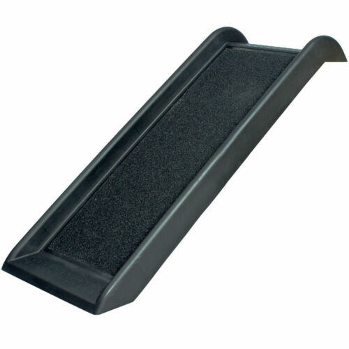 USED Black Non-Skid Pet Ramp Ladder for Small to Large Dogs for Car Sofa Bed