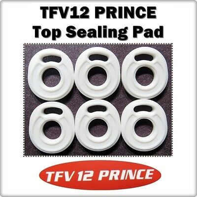 6 - TFV12 PRINCE Top Sealing Base Pad ORings ( ORing O-Ring smok Gasket Seals )