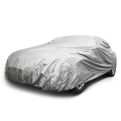 Universal Ice Wind Dust Resistant Waterproof Outdoor Car Cover Gray Fits - Ice Grey Sonata