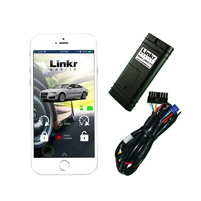 Excalibur Omega LINKR-LT2 Android IOS Smart Phone Interface w/ GPS Tracking