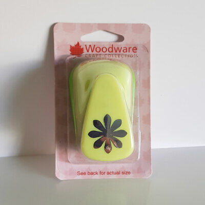 Woodware Craft Paper Punch Approx 1