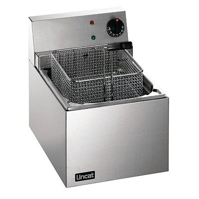 Lincat Lynx Single Tank Countertop Fryer LDF EBJ531-A