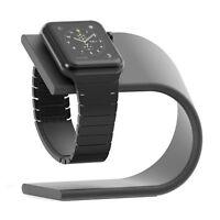 Apple Orologio Supporto Alluminio Premium Banchina Per Ricarica Stazione Serie 2 - apple - ebay.it