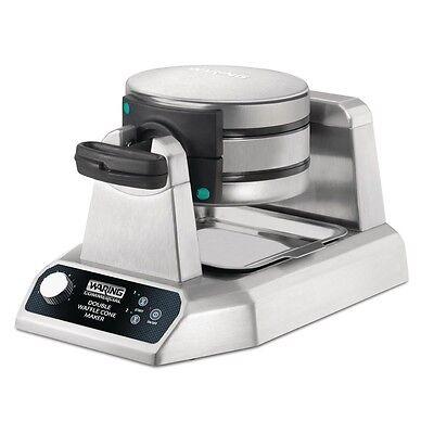 Waring Double Waffle Cone Maker WWCM200K EBCK361-B
