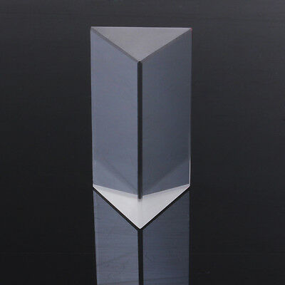 5cm Jgs Triangular Prism Optical Glass Triple Physics Teaching Light Spectrum 2