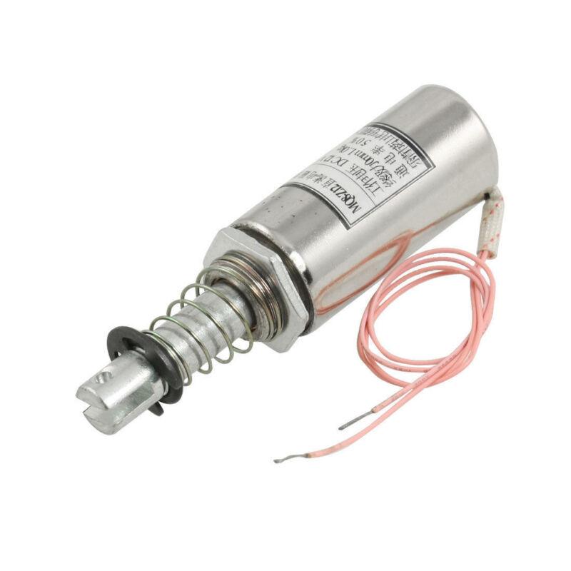 Pull Type DC 12V 0mm 1kg Linear Tubular Solenoid Electromagnet MQ8-Z12