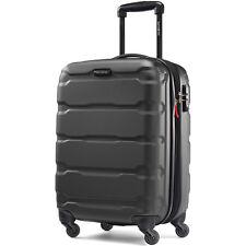 "Samsonite Omni Hardside Luggage 20"" Spinner - Black (68308-1041)"
