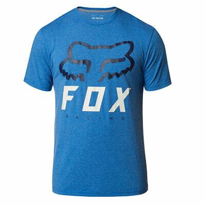 New Fox Men's Heritage Short Sleeve Tee