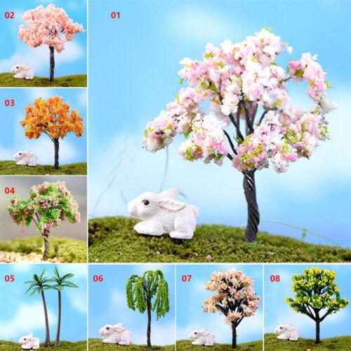 1stk mini mikro sakura baum miniatur landschaft bonsai. Black Bedroom Furniture Sets. Home Design Ideas