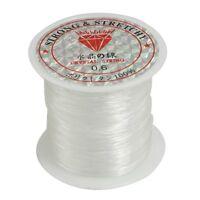 53lbs 0.6mm Transparente Claro Linea De Pesca De Nylon Sedal Cable De Pesca B3y4 -  - ebay.es