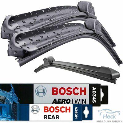 Abdeckung Wischerarm Set Scheibenwischer APA passend für Porsche Cayenne 955