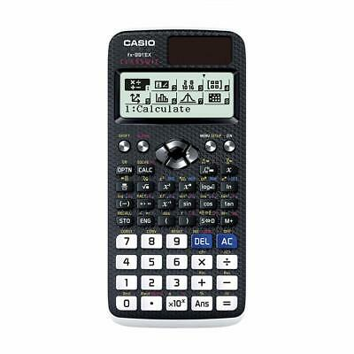 Casio FX-991ex Classwiz Scientific Calculator, LCD DISPLAY 552 Functions - Black for sale  Shipping to South Africa