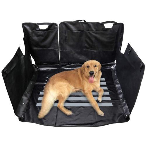 Car Pet Seat Cover Hammock Waterproof Storage Cargo For Jeep Wrangler JK 2007-18