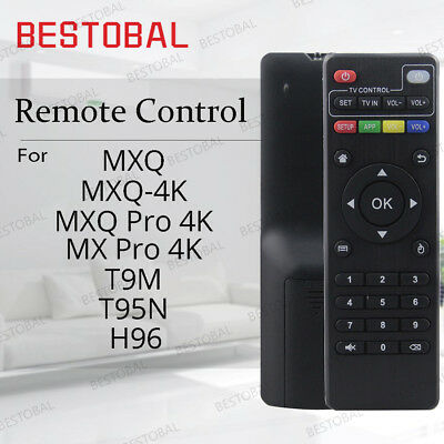 Original Replacement Remote Control for MXQ H96 Pro 4K T95M T95N Android TV Box